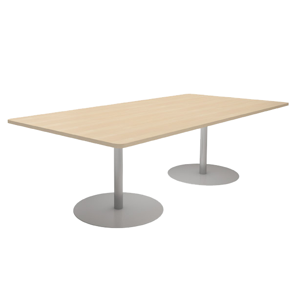 Groupworks Rectangular Shaped Conference Table From