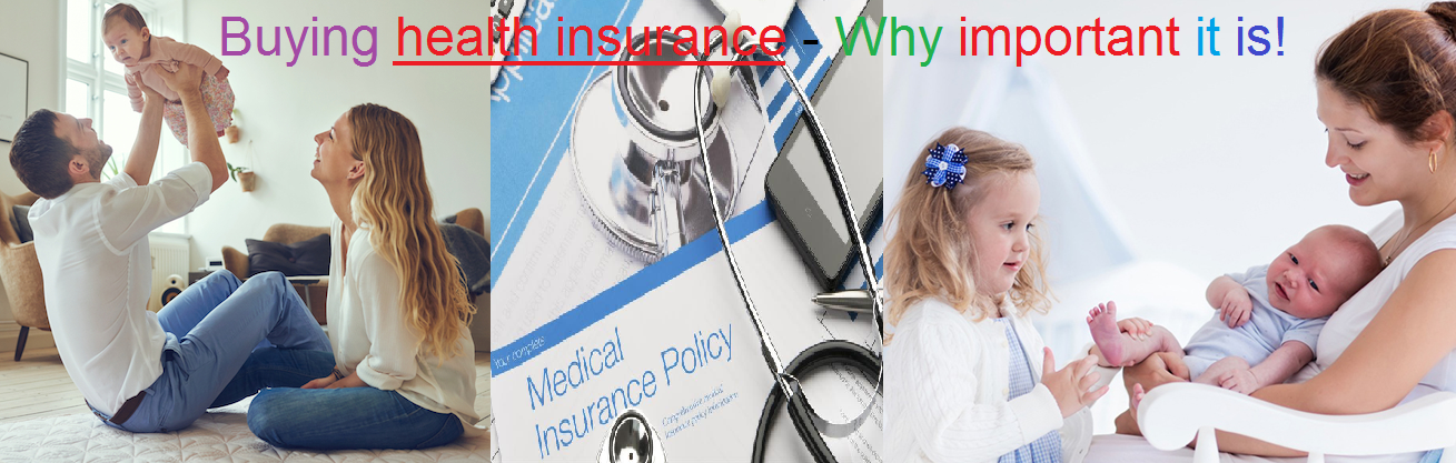 Buying health insurance - Why important it is! | Buy ...