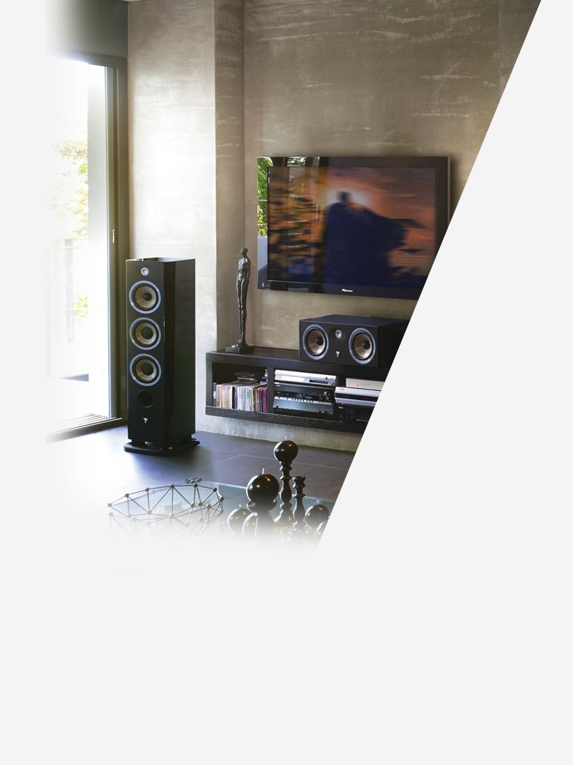 Aria 948 - Focal | Home Audio Reference Pieces | Home