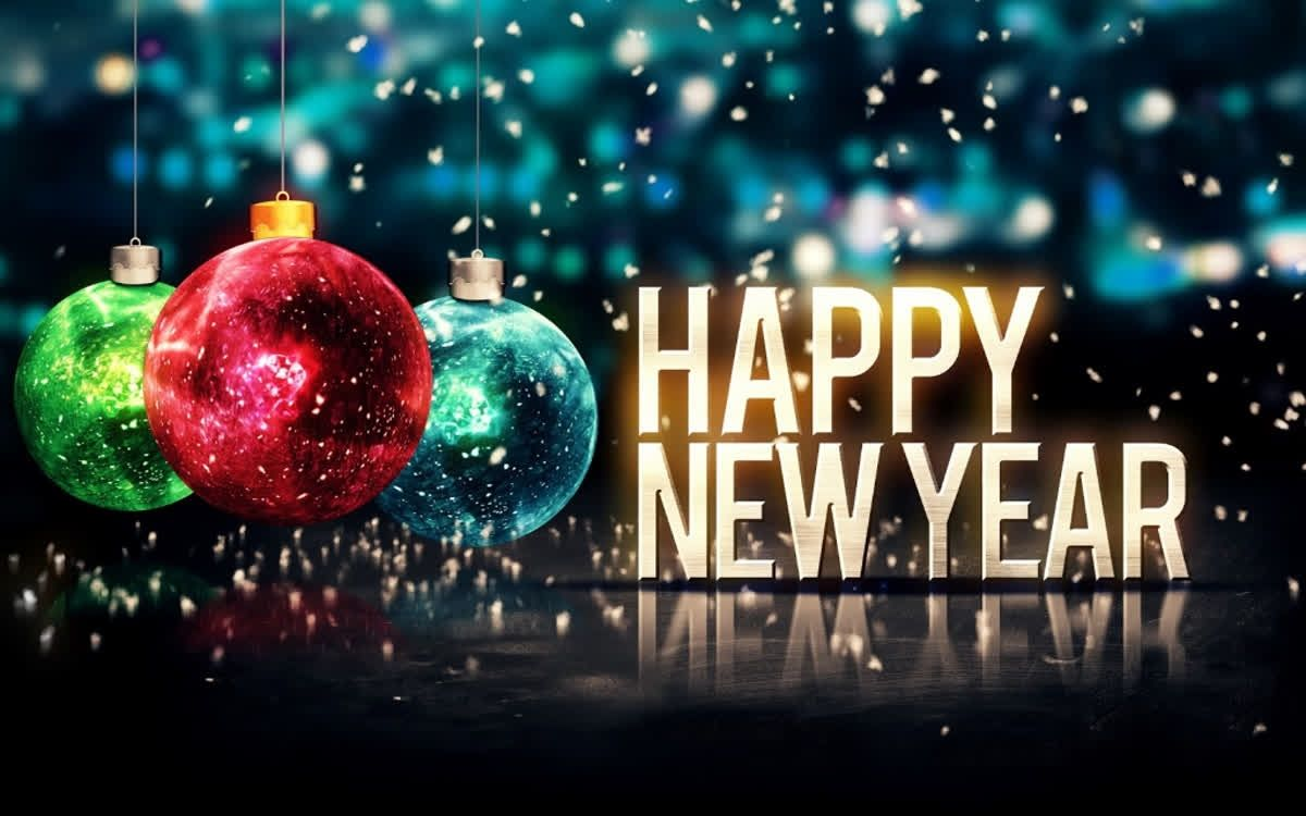 Happy New Year From Huffines Chrysler Jeep Dodge Ram Lewisville