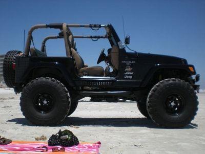 1982 Jeep Sahara 1999 Jeep Wrangler Sahara Lifted 8000 Shady Side Jeep Wrangler Sahara Jeep Truck Jeep Wrangler