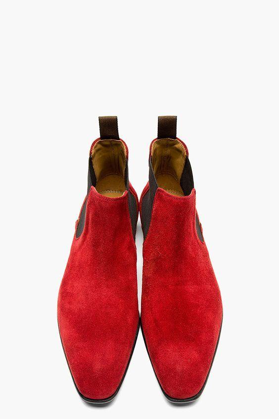Paul Smith Men`s Chelsea Boots