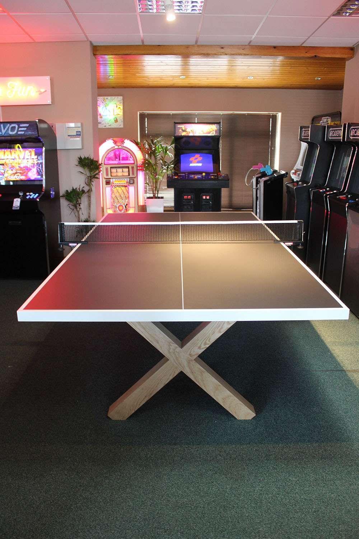Table Tennis Room Design