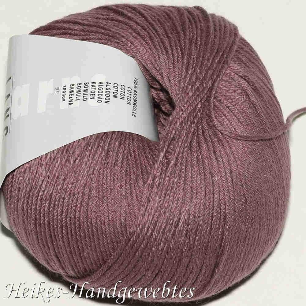Baby Cotton Altrosa Dunkel Stricken Leicht Gemacht Altrosa Zauberball Cotton