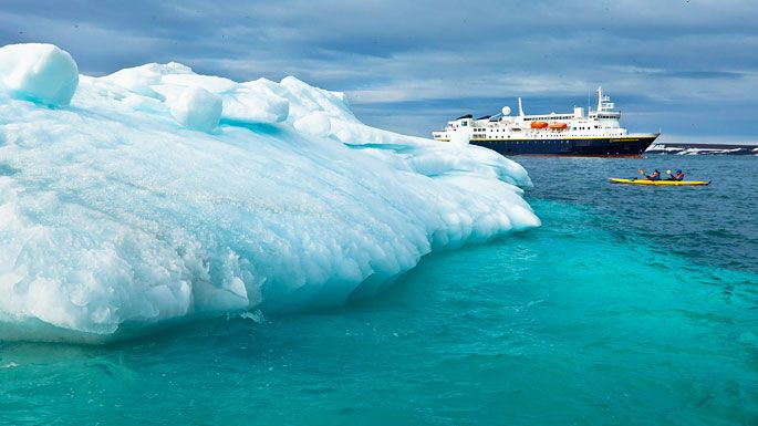 """Lindblad Expeditions -  Experience your own """"National Geographic moments."""" The most exhilarating overseas adventure travel experience a person can have. Discover the planet's most remarkable places up close and personally. Contact me to explore!"""