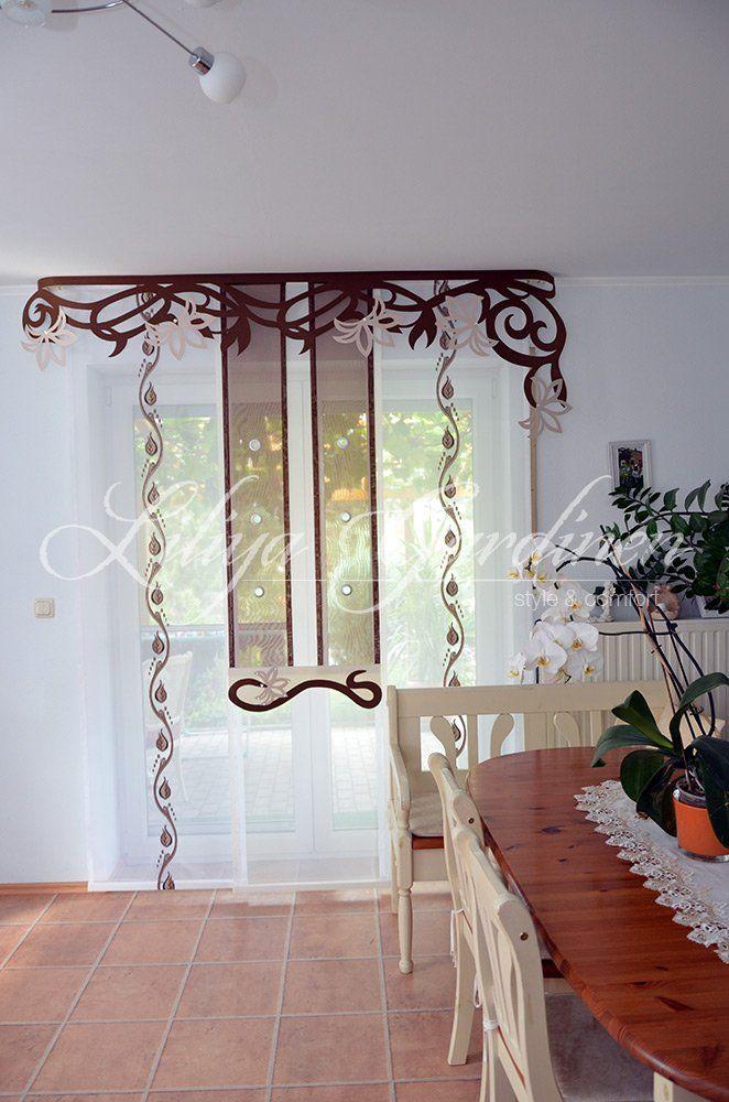 Küche \ Bad « Gardinen Liliya Curtains ستائر Pinterest - gardine für küche