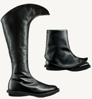 Trippen shoes .These boots are awesome!!!! WANT!!!!  http://www.trippen.com/schuhbilder/insideout_gr.jpg