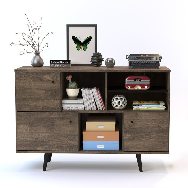 Best This 3 Cabinet Sideboard Is A Splendid Addition For Every 640 x 480