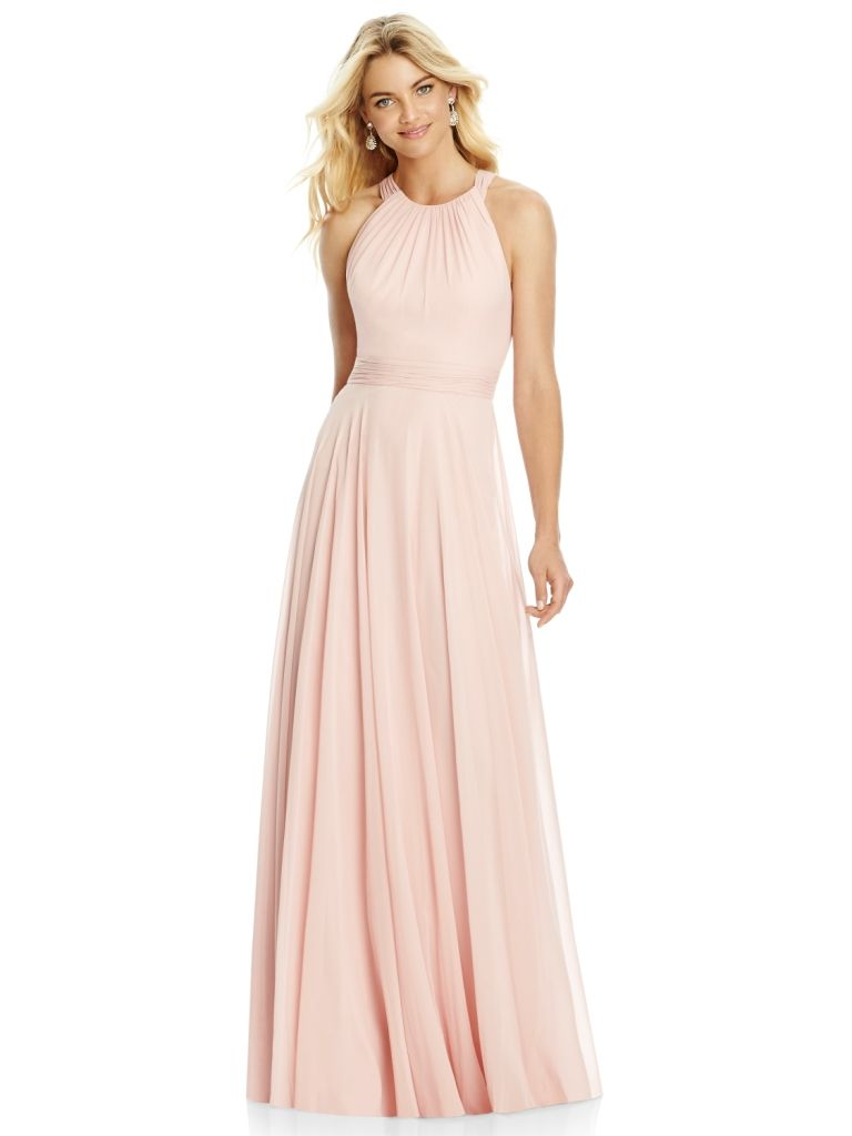 Dessy 6760 front dessy bridesmaids pinterest perth bridal after six chiffon a line gown available at ombrellifo Gallery