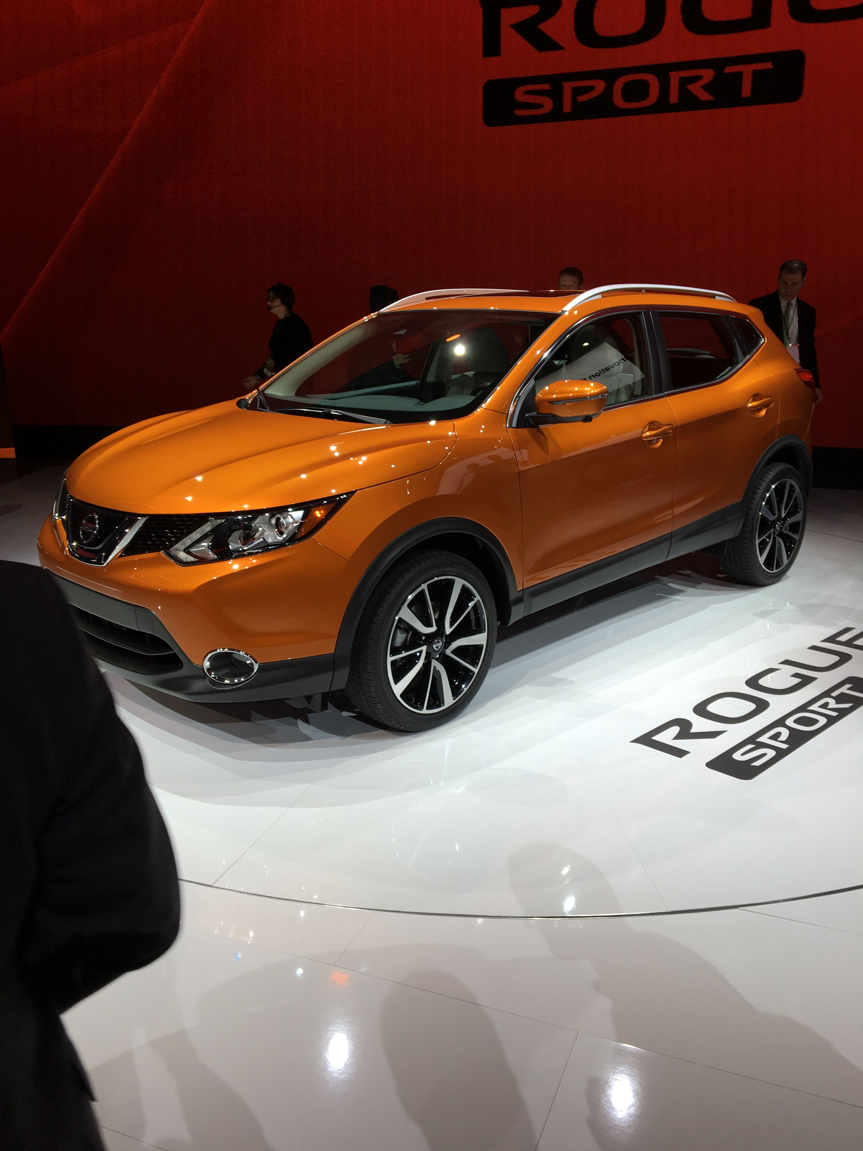 The 2018 Nissan Rogue Sport ℛℰ℘i ℕnℰD by Averson