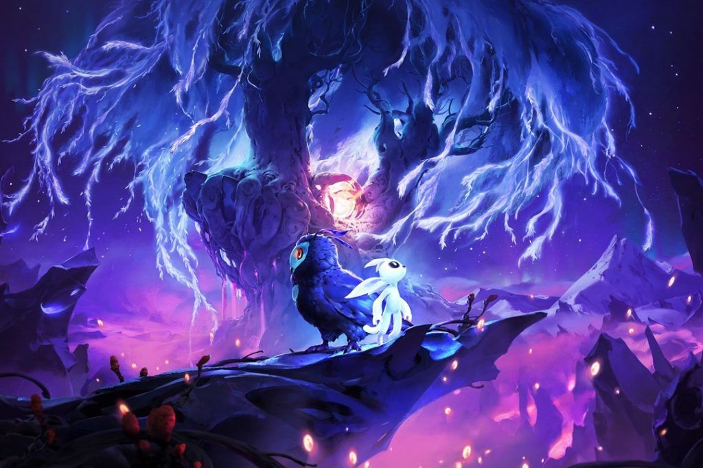 Ori And The Will Of The Wisps Review Trusted Reviews New World Miki Free Animated Wallpaper