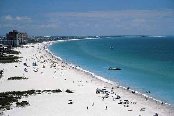 St Pete Beach Offers Beautiful Crystal Blue Waters With White Sand Beaches