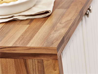 359 Bunnings Kaboodle 2400 x 600mm Hickory Maple