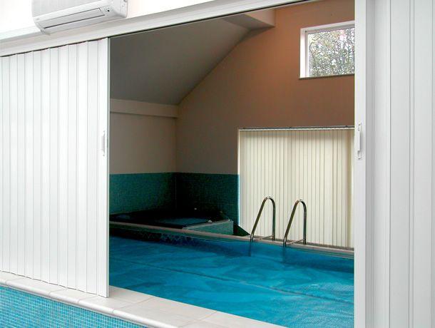 Spazio Folding Doors PVC Folding doors & Spazio Folding Doors PVC Folding doors | ???????? | Pinterest ...