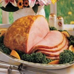 Mustard-Glazed Ham Recipe on Yummly