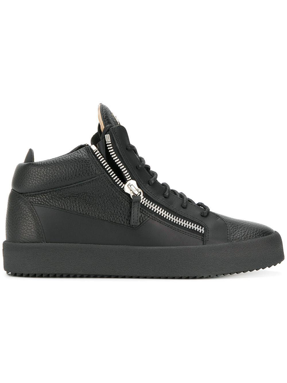 Giuseppe Zanotti Design Kriss sneakers Black in 2019