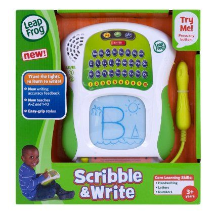 Amazon Leapfrog Scribble And Write Tablet Toys