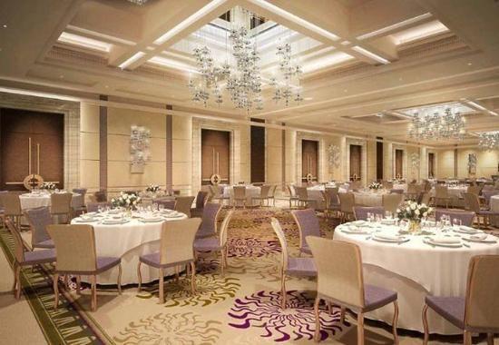 Renaissance Cairo Mirage City Hotel Baron Ballroom Ballrooms The Good The Bad The Ugly