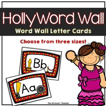 HollyWORD Wall Letters