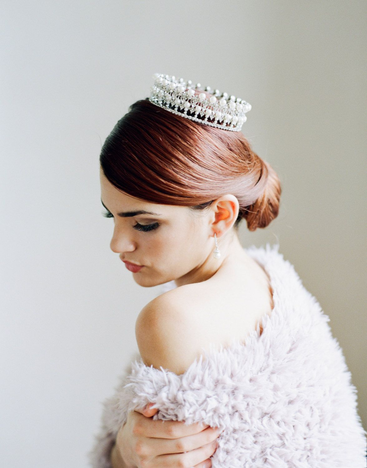 Bridal tiaras and veils - Bridal Tiara By Edenluxebridal On Etsy