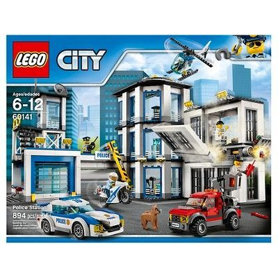 Lego City Police Police Station 60141 Lego City Police Station Lego City Police Station