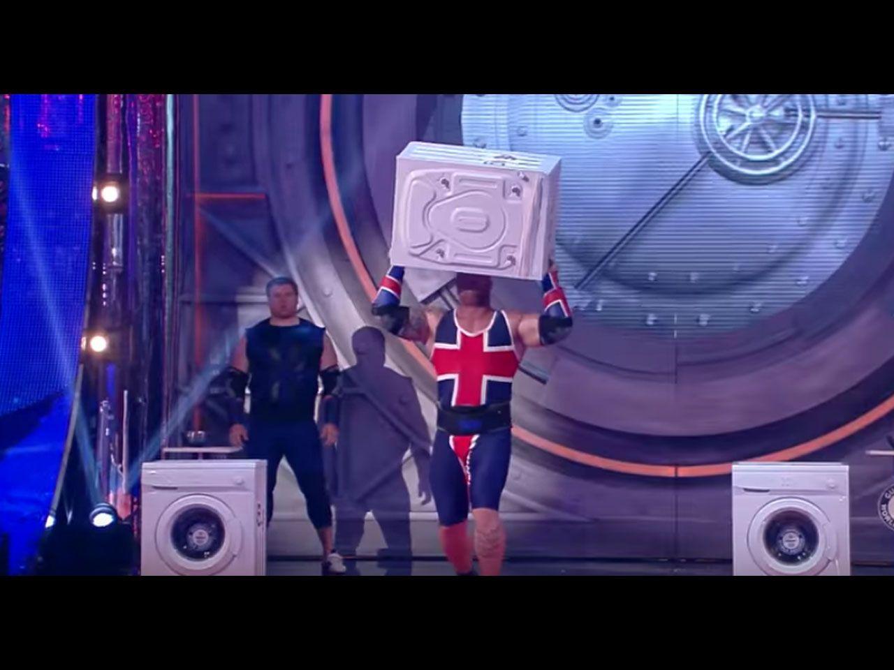 Thor 'The Mountain' Bjornsson tries washing device throw planet record - MAXEAT - http://howto.hifow.com/thor-the-mountain-bjornsson-tries-washing-device-throw-planet-record-maxeat/