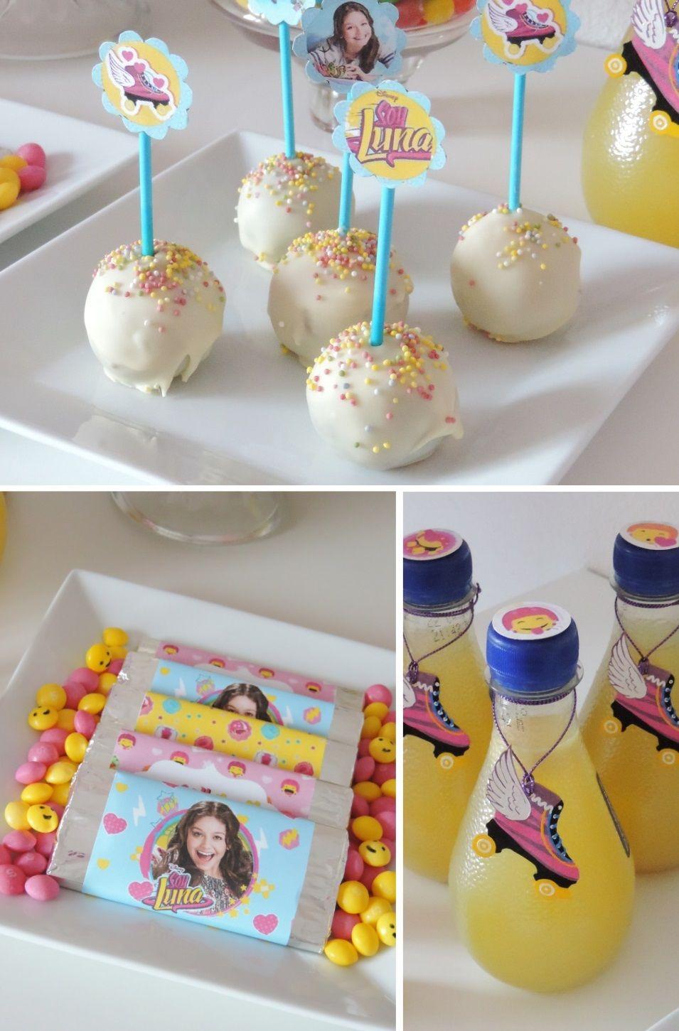 Soy Luna Party Trouvez Linspiration Et Des Conseils Pour Une Sweet