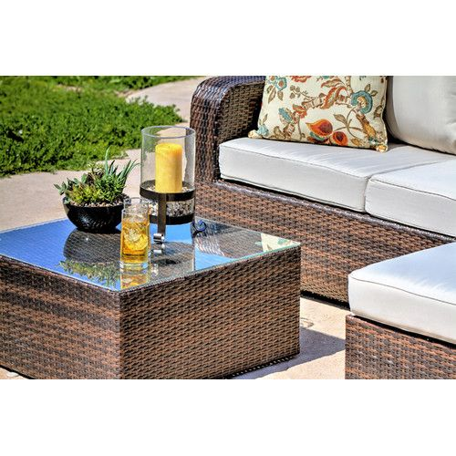 Found it at Wayfair - Luies 3 Piece Deep Seating Group with Cushions