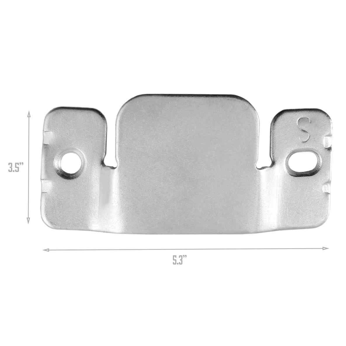 Attachment Hardware Interlocking Connector Bracket With New