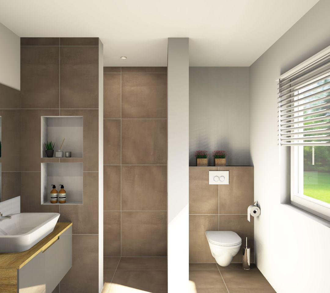 Pin Von Teoni Fearon Auf Bathroom Ideas In 2020 Modernes Badezimmerdesign Badezimmer Grundriss Bodenfliesen