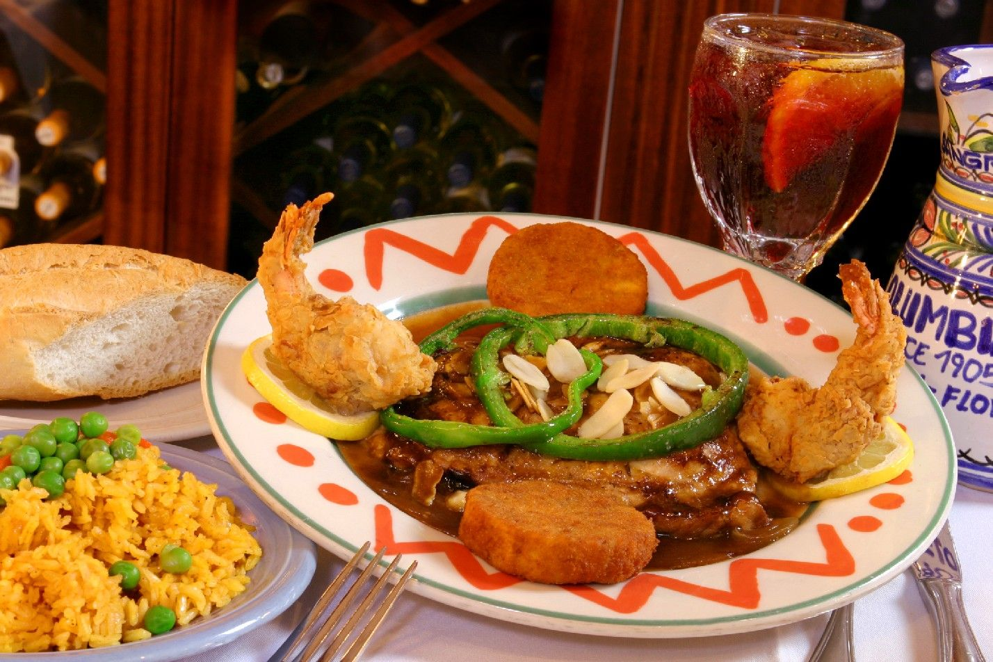 Columbia Restaurant Orlando