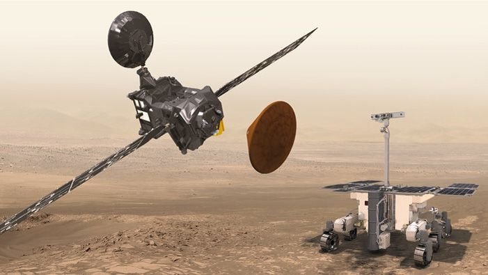 Second ExoMars mission moves to next launch opportunity in ...