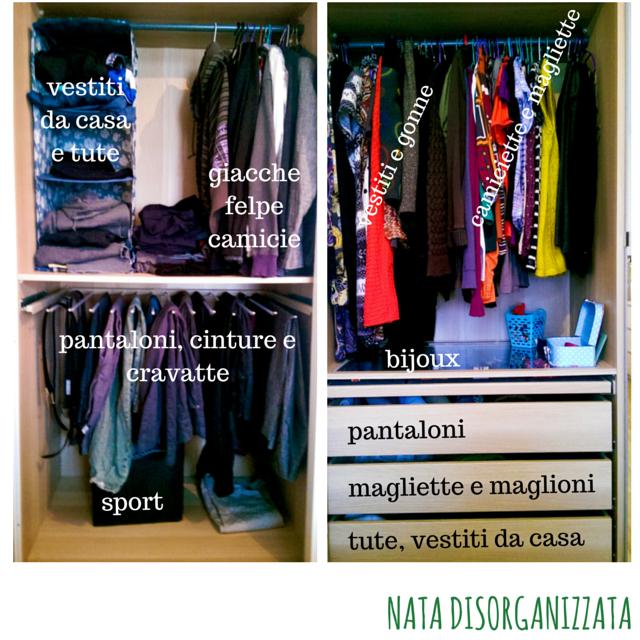 Come Organizzare L Armadio Vestiti.Come Organizzare L Armadio Storage Room Organization Home Decor
