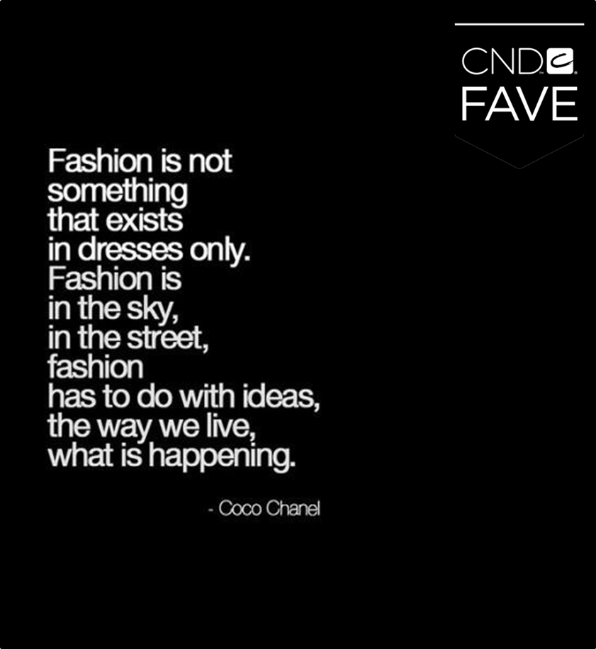What is your source for fashion inspiration? Tell us in the comment thread below!