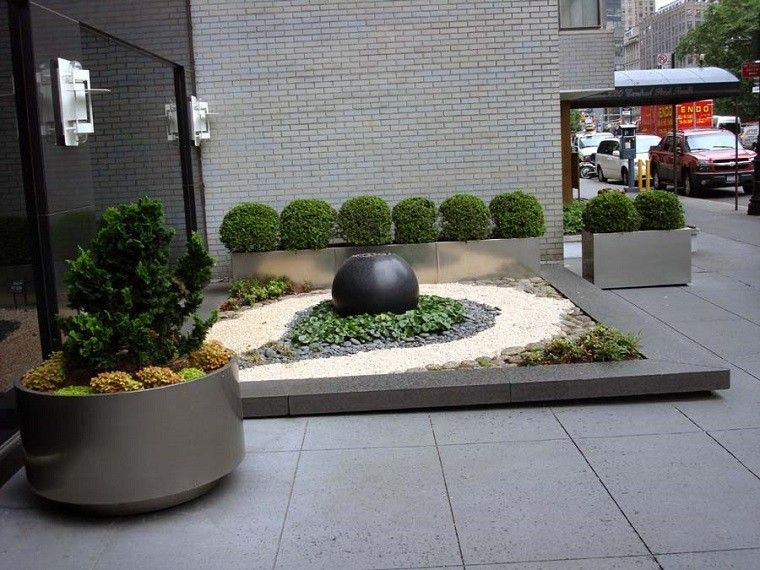 Dise o de jardines zen urbanos ideas para mi casa - Diseno de jardines para casas ...