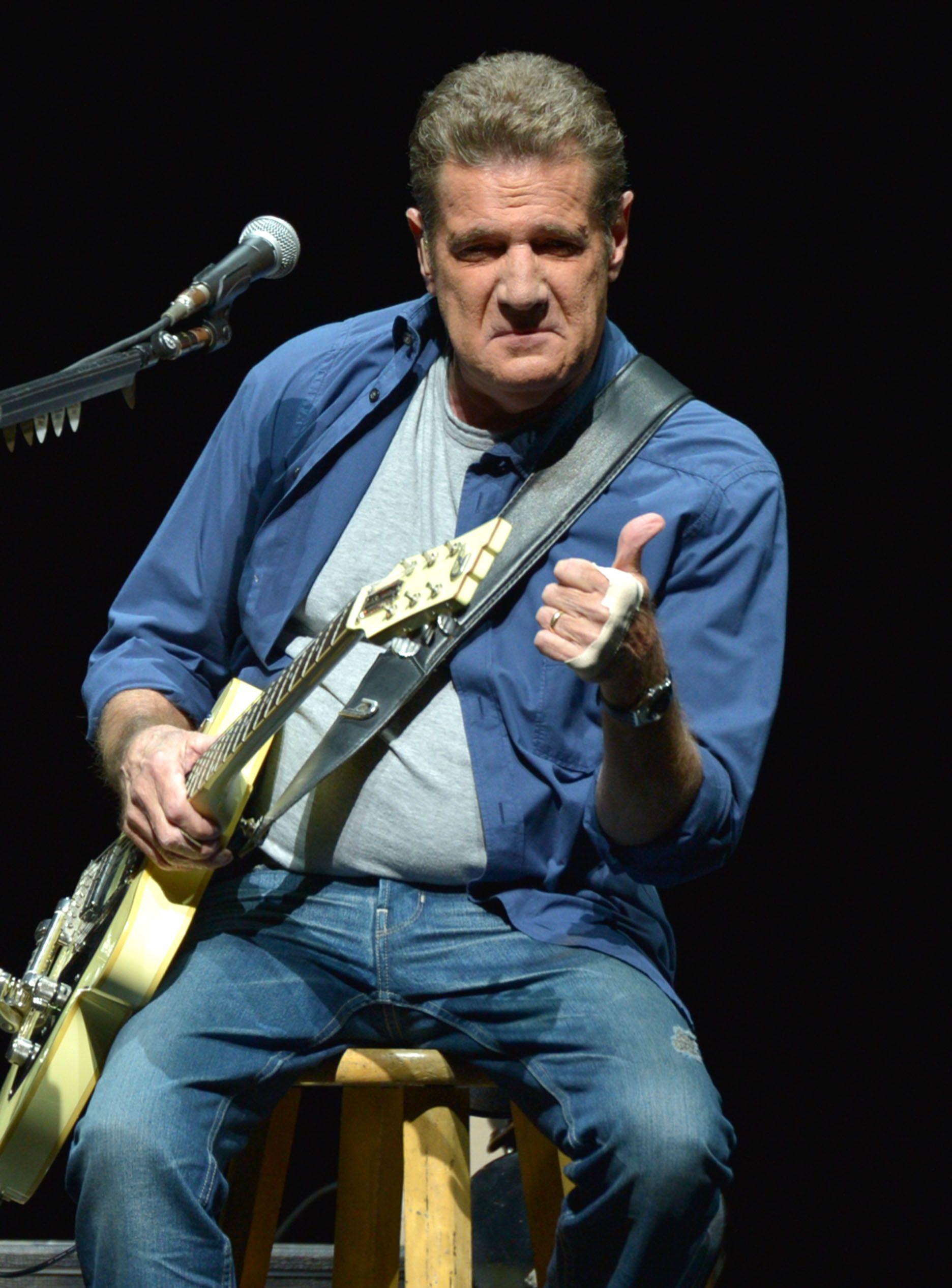 Eagles guitarist Glenn Frey dies at 67 in 2020 Glenn