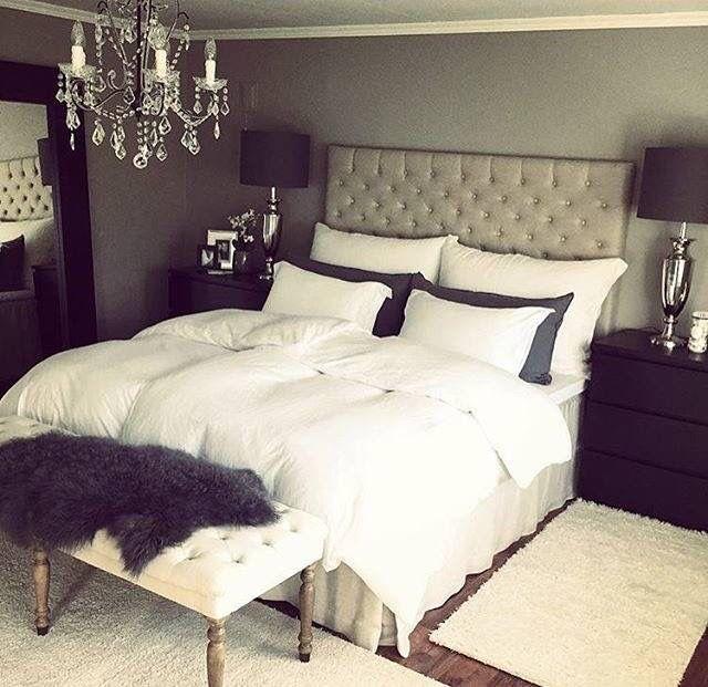 Black furniture Heimili in 2018 Pinterest Bedroom, Bedroom