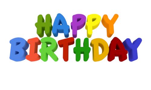 Happy Birthday Characters 3d Birthday Free C 12935