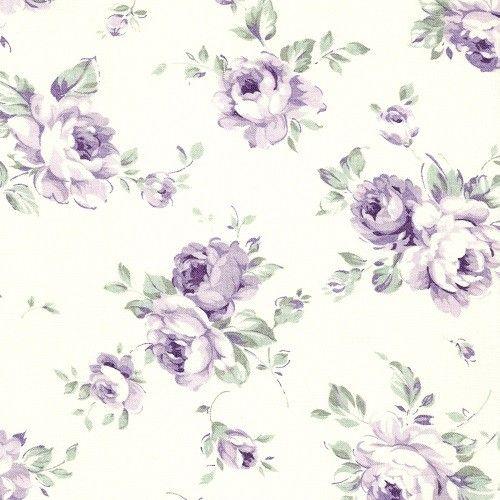 Tela japonesa muy suave estampado floral de distintos for Papel pintado estampado