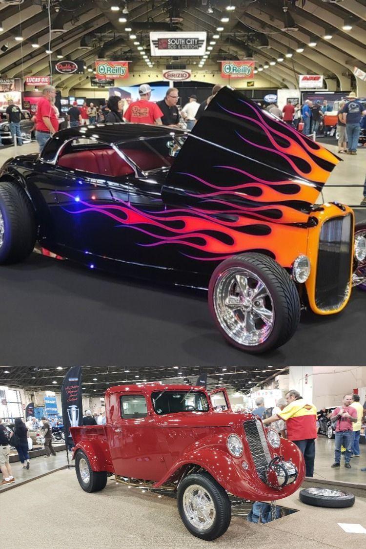 2020 Grand National Roadster Show Grand national, Custom