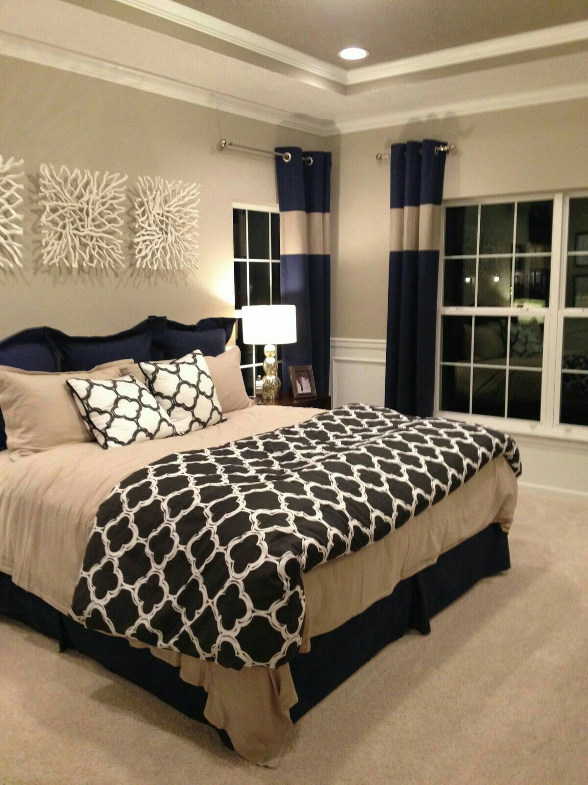 Couple Bedroom Design: Master Bedrooms Decor, Master Bedroom Colors