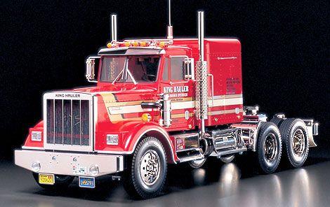 King Hauler 1 4 Rc 56301 Remote Controled Pinterest Trucks Rc