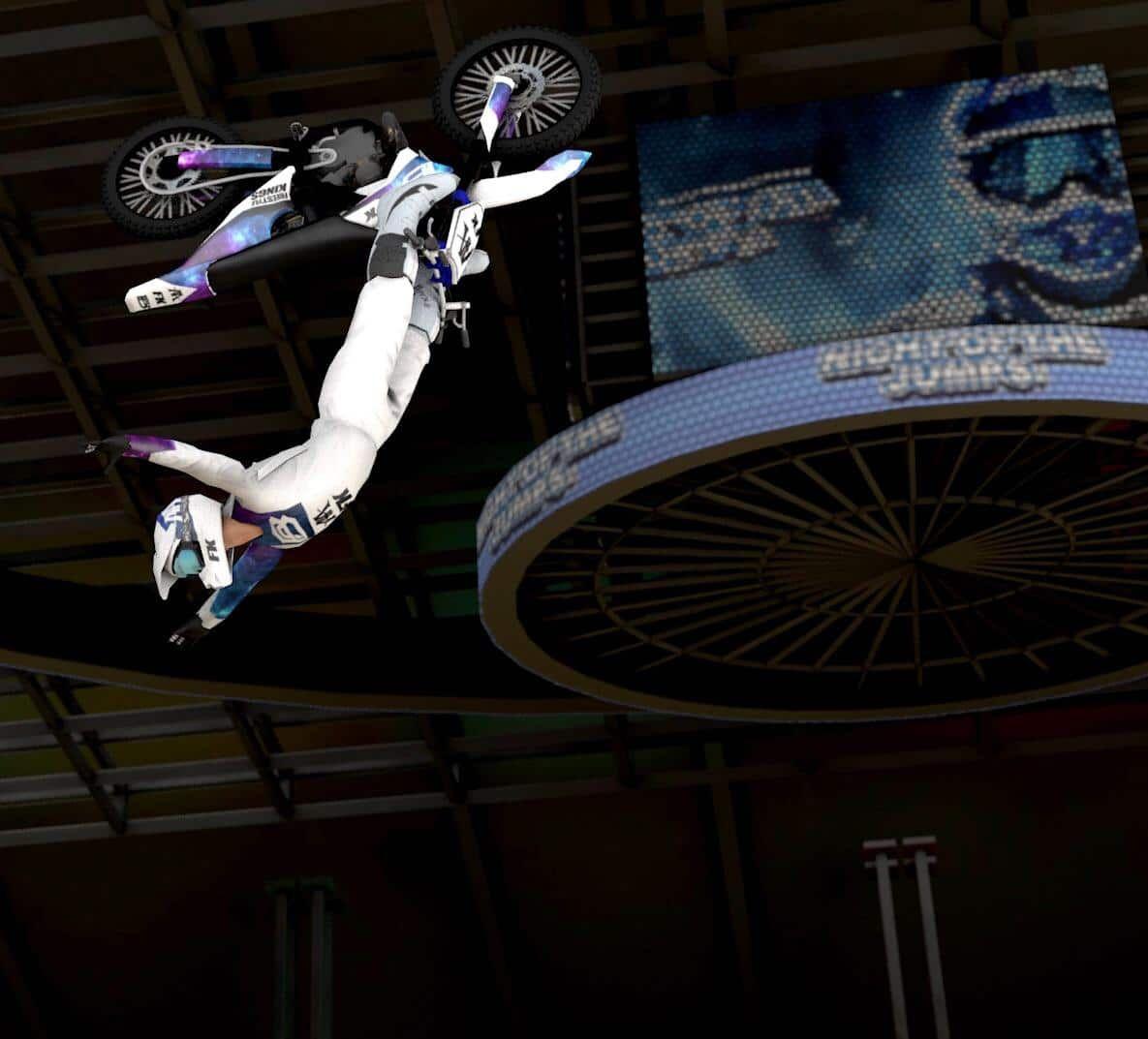 Freestyle Motocross Startet Diesen Samstag Cityguide Weltmeisterschaft Motocross Meisterschaft