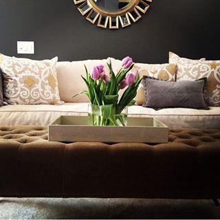 Instagram Photo By عاشقه للديكور Apr 26 2016 At 7 26am Utc Apartment Decor Home Decor Living Room Style