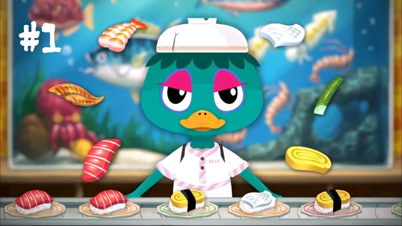 играть в мастер суши