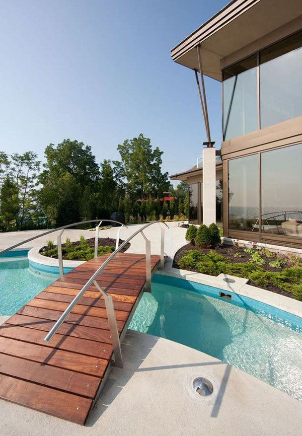 Modern Waters Edge Home by Christopher Simmonds Architect ...