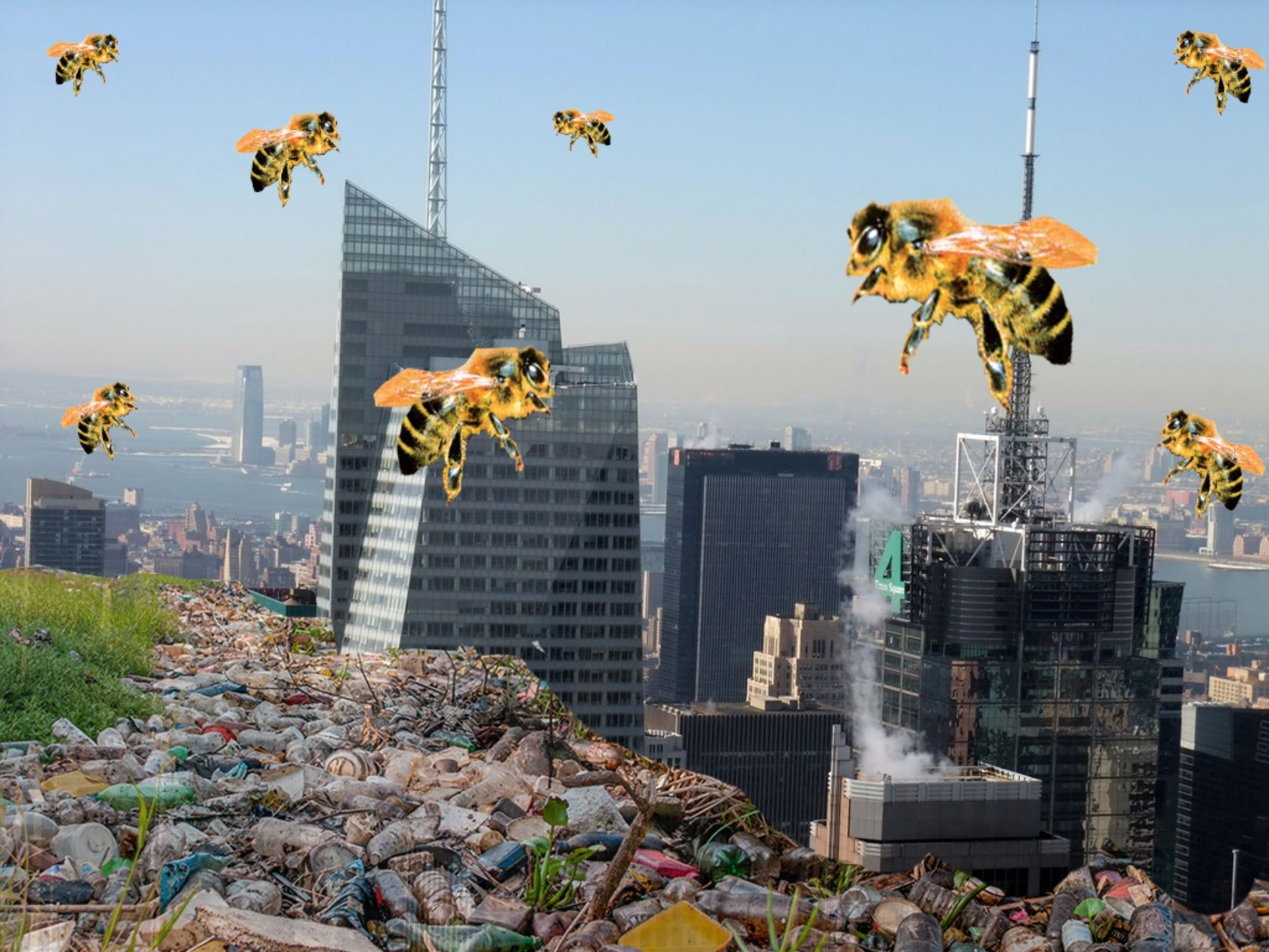 Whats all the buzz for bank of america towers beehives mask bank of america towers beehives mask leed certification flaws 1betcityfo Choice Image