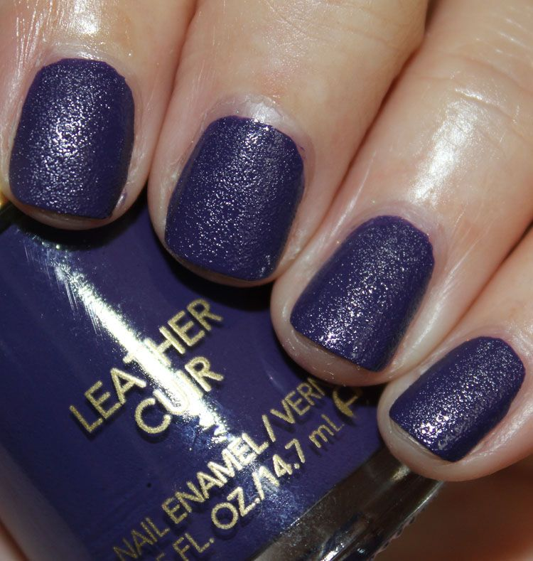 Revlon Leather Nail Enamel Is A New Line Of Limited Edition Shades In Their Tweed Collection For Spring This There Are