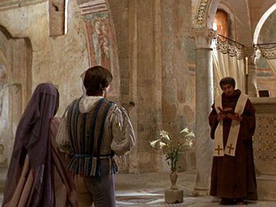 Going to get married. | Romeo & Juliet | Zeffirelli romeo, juliet