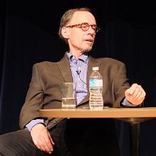 David Michael Carr (September 8, 1956[1] – February 12, 2015) was an American writer, columnist, and author. He wrote the Media Equation column and covered culture for The New York Times. Carr died on February 12, 2015, after collapsing in the The New York Times newsroom. According to the office of the chief medical examiner of New York City, Carr died of complications from METASTATIC LUNG CANCER